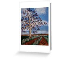 Ellie Tree Greeting Card