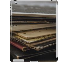 Stack of Records iPad Case/Skin