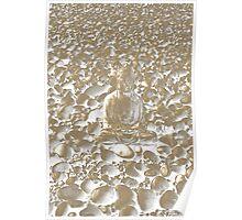 Buddha and Pebbles - Scotland - 7 Poster