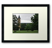 Cathedral  of the Plains Framed Print