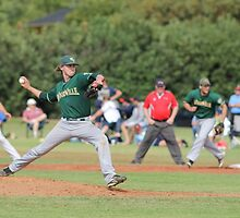 Young gun on the mound by BBCsImagery