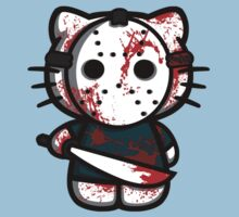 T-shirt parody HELLO kitty KILLING (no text) by KokoBlacksquare