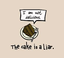 The Cake is a Liar. Unisex T-Shirt