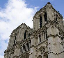 Notre Dame by Scott Bradach