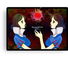 Snow White: Mirror Mirror Canvas Print