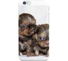 puppies iPhone Case/Skin