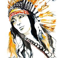 Little Indian by Melisah