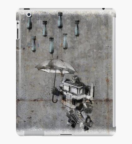 'Summer Rain' iPad Case/Skin