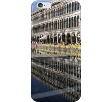 Venice, Italy - St Mark's Square Symmetry iPhone Case/Skin