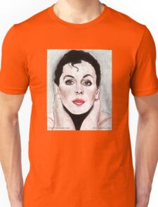 Song Bird - Judy Garland Unisex T-Shirt