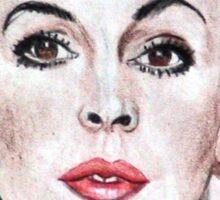 Song Bird - Judy Garland Sticker