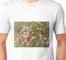 Clematis in bud Unisex T-Shirt