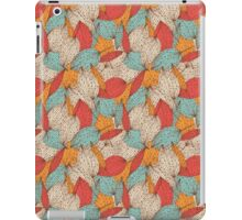 Romantic leaves iPad Case/Skin