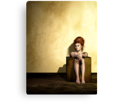 Boxing Helena Canvas Print