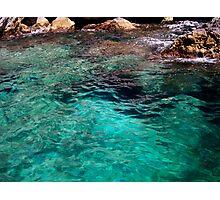 The Mediterranean Photographic Print