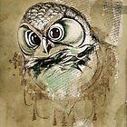 Owl by Melisah