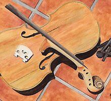 The Broken Violin by Ken Powers