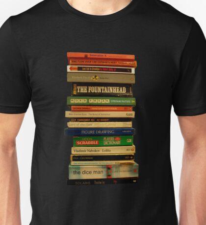 my books Unisex T-Shirt