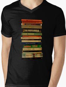 my books Mens V-Neck T-Shirt