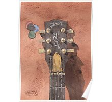 Les Paul Studio Poster