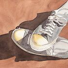 Chucks by Ken Powers