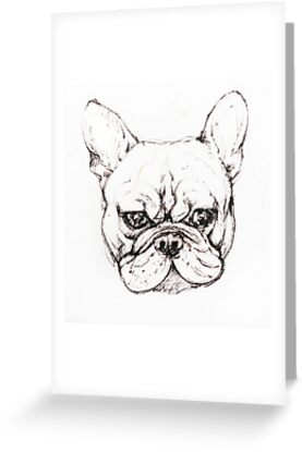 French Bulldog puppy by Roz McQuillan