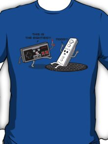 This is the eighties! Nes T-Shirt