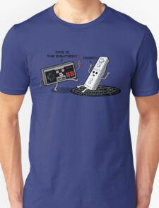 This is the eighties! Nes Unisex T-Shirt