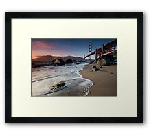 San Francisco Days Framed Print
