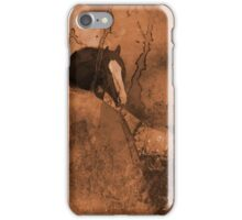 Find the Clydesdale! iPhone Case/Skin