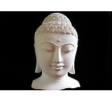 Budda in  Meditation Photographic Print