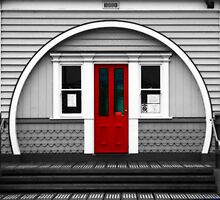 Red Door 2 by Jazzyjane