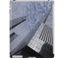 Fascinated with Manhattan - Sky, Glass and Skyscrapers iPad Case/Skin
