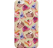 Piece of Cake  iPhone Case/Skin