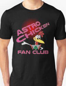 Astro Chicken Fan Club v2 T-Shirt