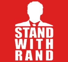 Stand With Rand Suit [White] by scarammanga