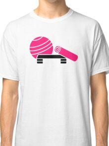 Aerobics equipment Classic T-Shirt