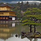 Golden Pavilion by phil decocco