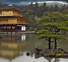 Golden Pavilion by phil decocco