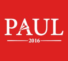 Paul 2016 [White] by scarammanga