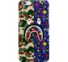 Bape Camo, Billionaire & Shark iPhone Case/Skin
