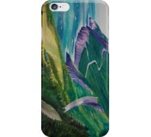 Spring on the Cabot Trail iPhone Case/Skin