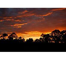 Shepparty Frery Sunrise Photographic Print