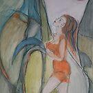 Mountain Goddess by Anthea  Slade