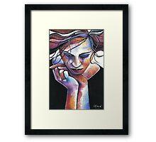 Sorrows Framed Print