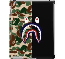 Bape Camo & Shark iPad Case/Skin