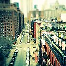 Chinatown Tilt-Shift by cormacphelan