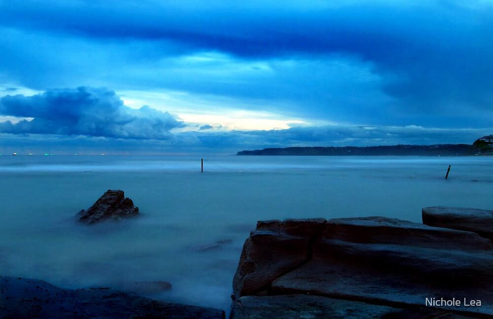 Blue Haven by Nichole Lea