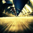 Stockholm Underground by cormacphelan