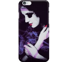 Smoke On The Wind iPhone Case/Skin